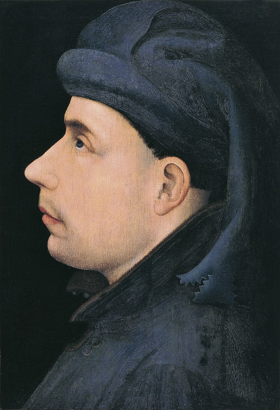 Wenceslas's portrait from the early 15th century